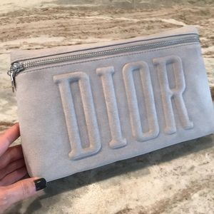 NEW - DIOR POUCH CLUTCH
